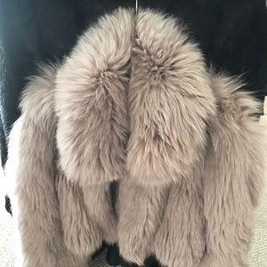 Vintage FENDI Fox Jacket
